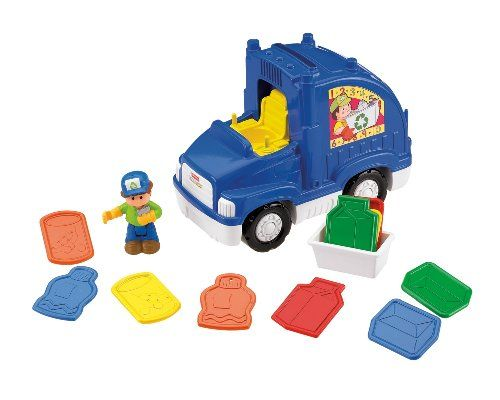 Camion recyclage Little People