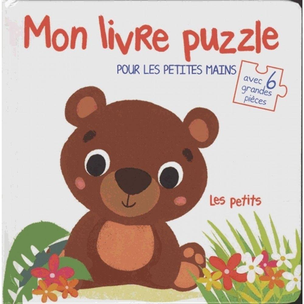 Mon livre puzzle - Les petits