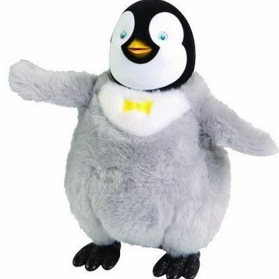 Peluche interactive Happy Feet 2