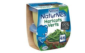 Naturnes haricots verts