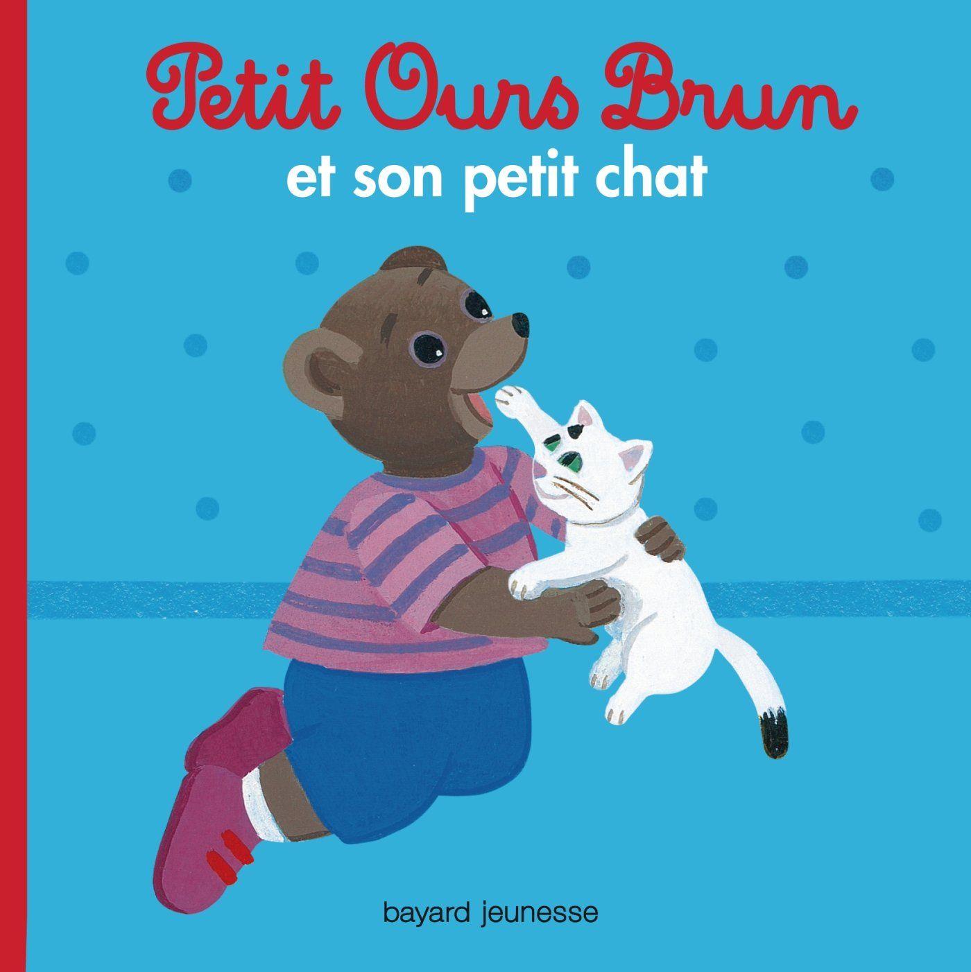 Petit Ours Brun et son chat Minou