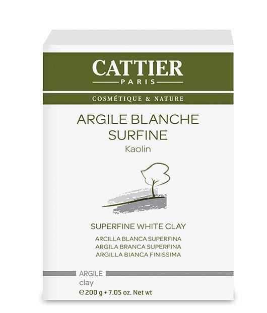 Argile blanche surfine