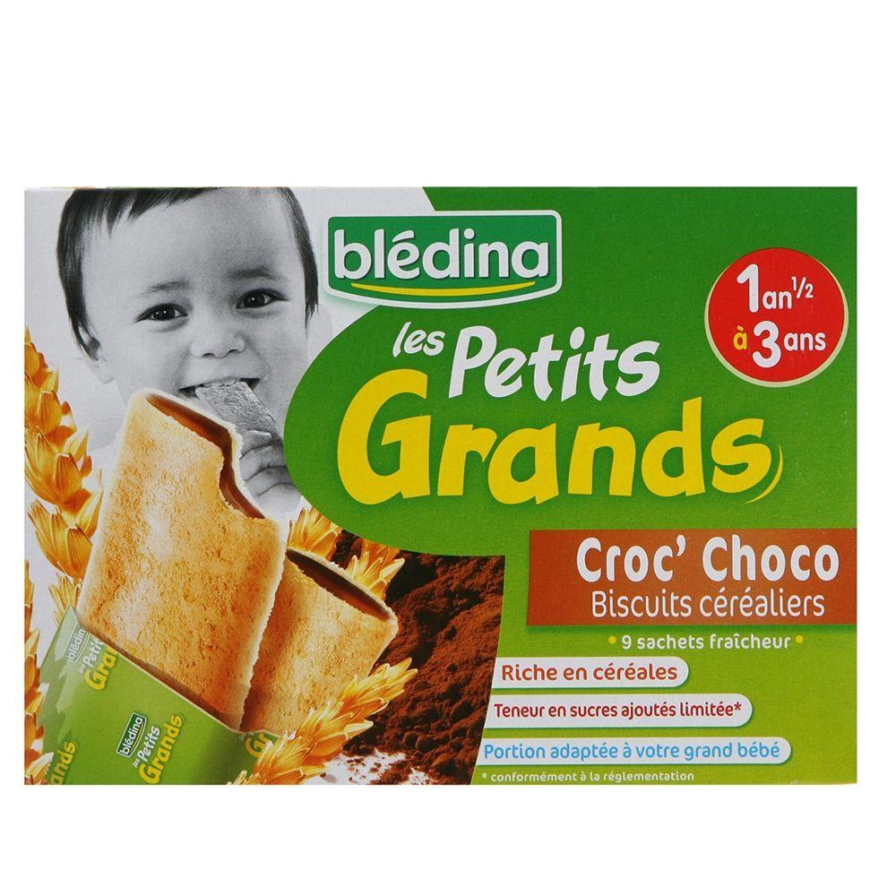 Biscuits Croc' Choco