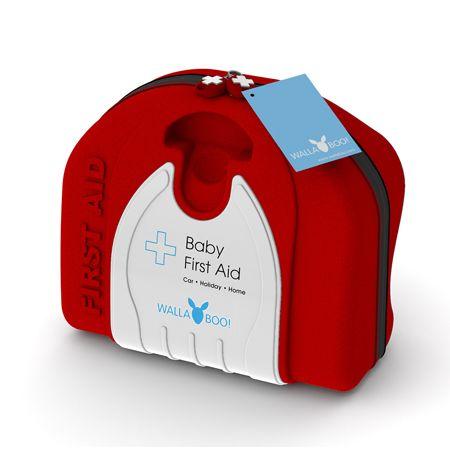 Kit premiers secours complet