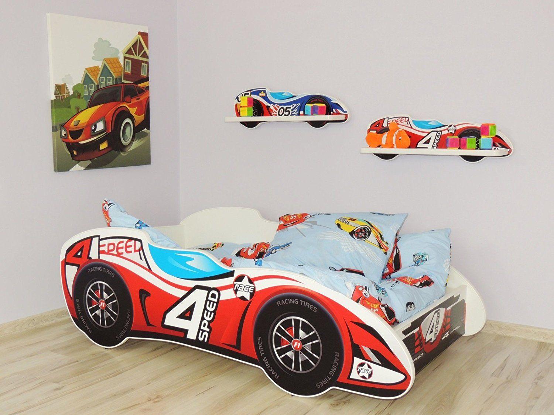 Lit design voiture F1 - Topbeds -