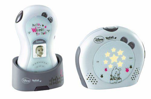 Veille bébé Disney Winnie l'Ourson TEFAL