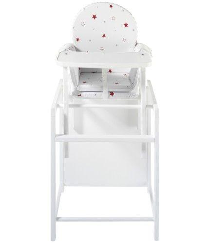 Chaise haute X-TRA II