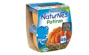Naturnes Potiron NESTLÉ