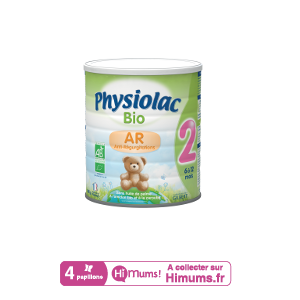 Lait Physiolac Bio AR 2