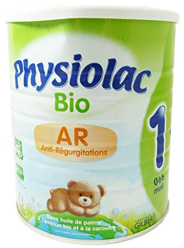 Lait Physiolac Bio AR 1