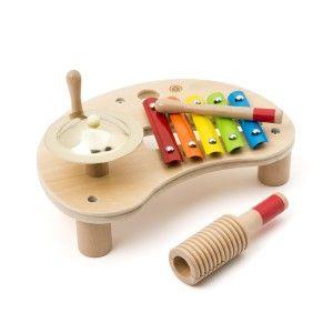 Mini table musicale