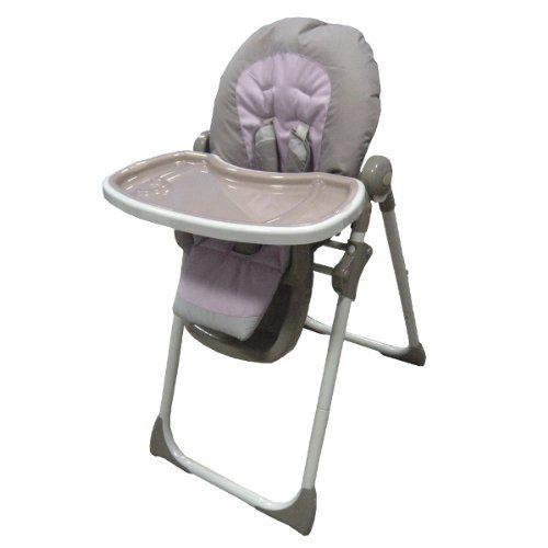 Chaise haute téléscopique