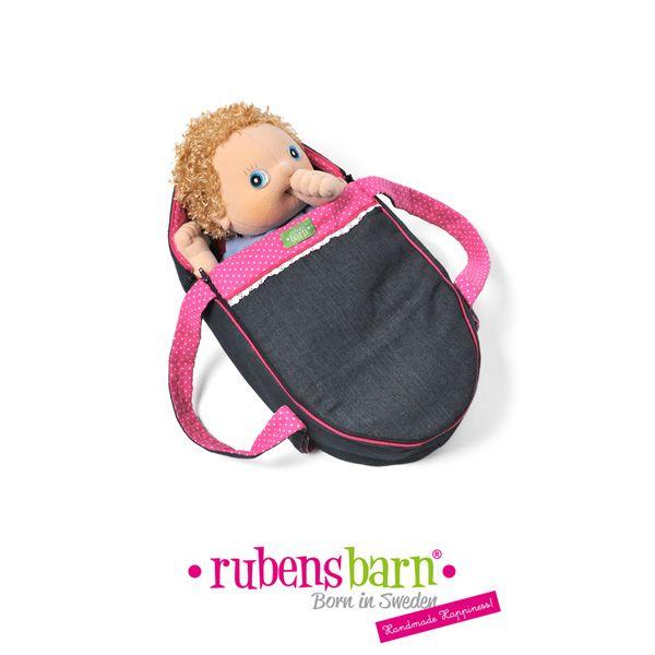 Couffin 4 en 1 pour poupée Rubens Baby