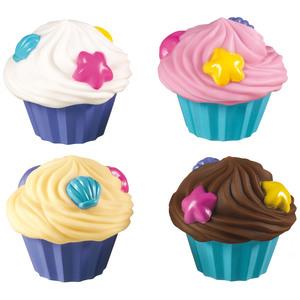 Jouets de bain Cupcakes