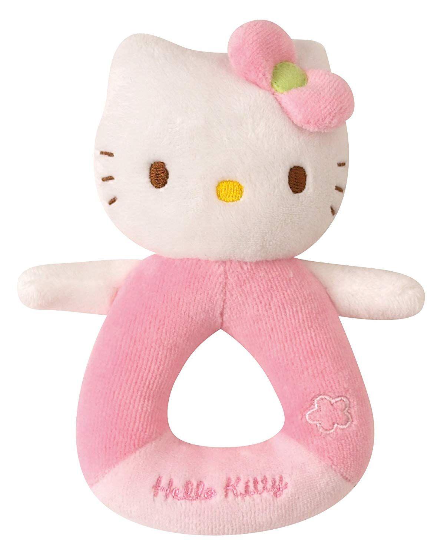 Anneau Hochet Hello Kitty