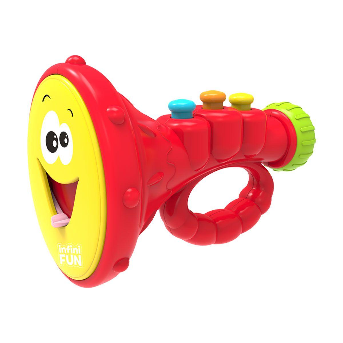 Zinzinstruments La trompette perd la tête KD