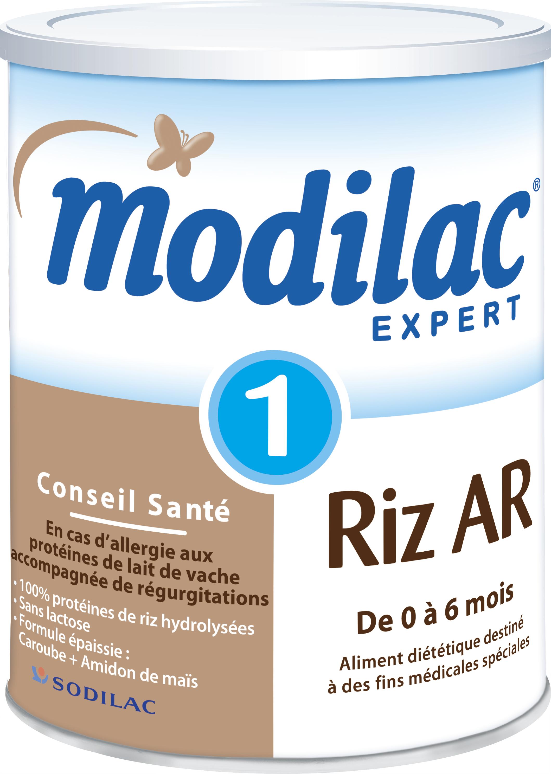 Lait Expert Riz AR 1 MODILAC
