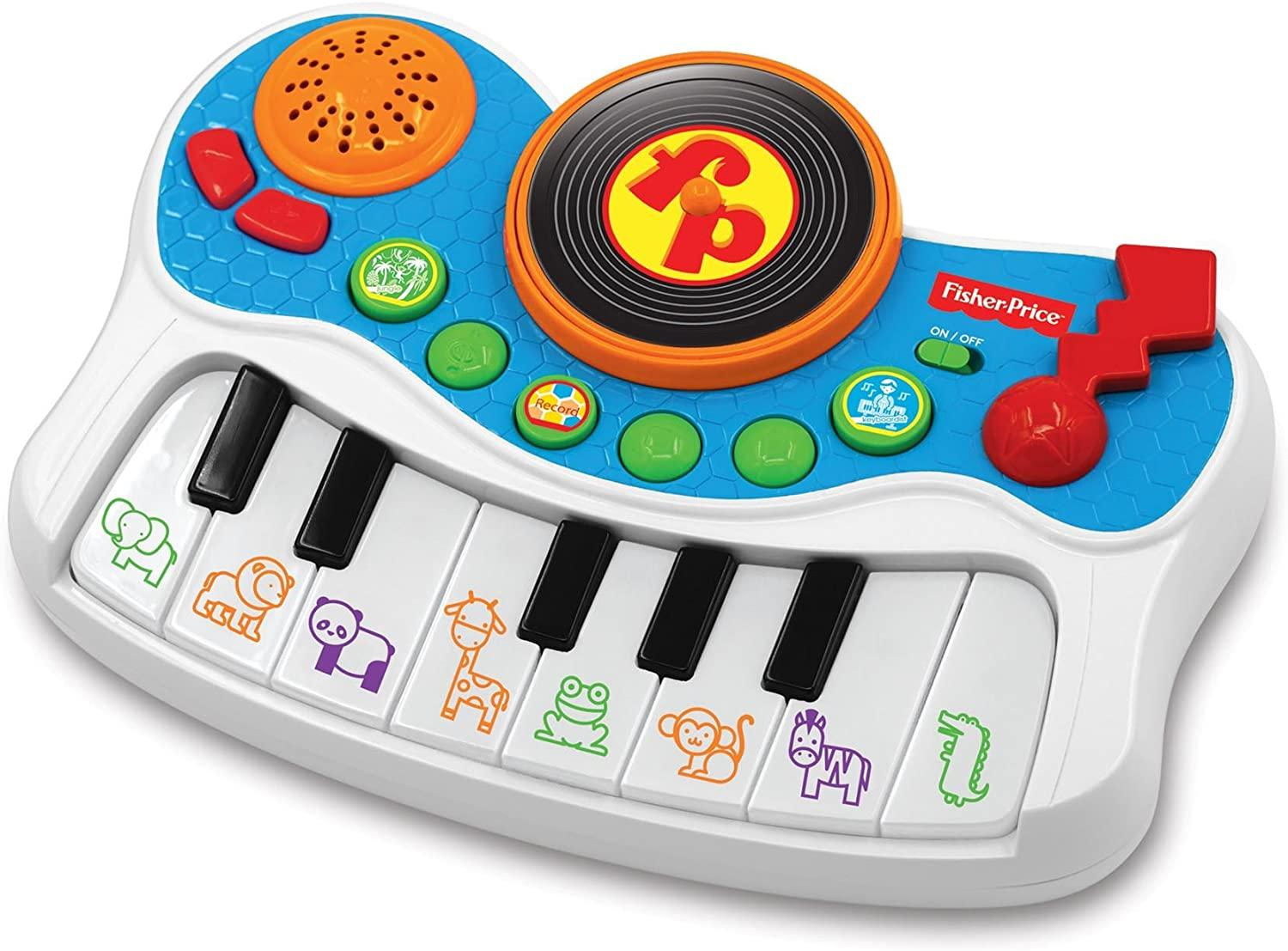 Piano musical studio FISHER PRICE