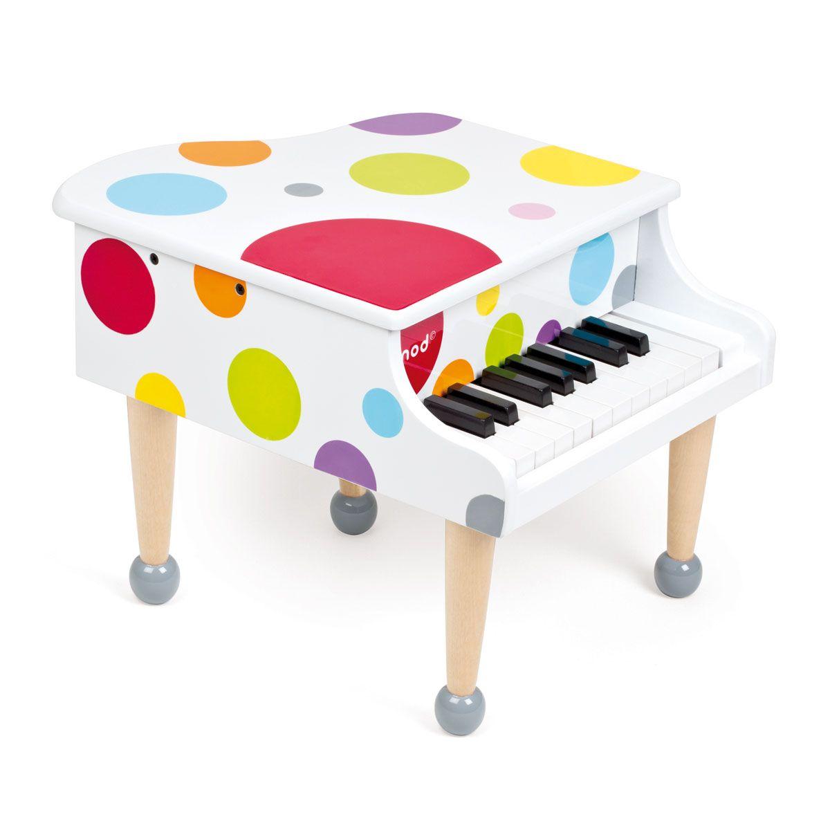 Piano à Queue Confetti