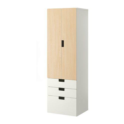 Combinaison de rangements avec portes et tiroirs Stuva IKEA
