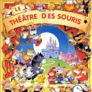 Livre Le Théâtre des Souris