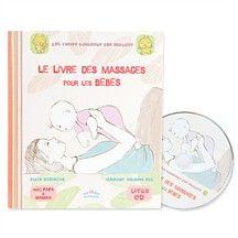 Le livre de massages pour les bébés