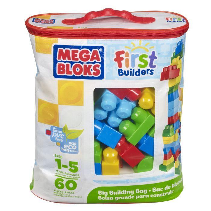 Maxi sac de briques médium classique MEGABLOKS