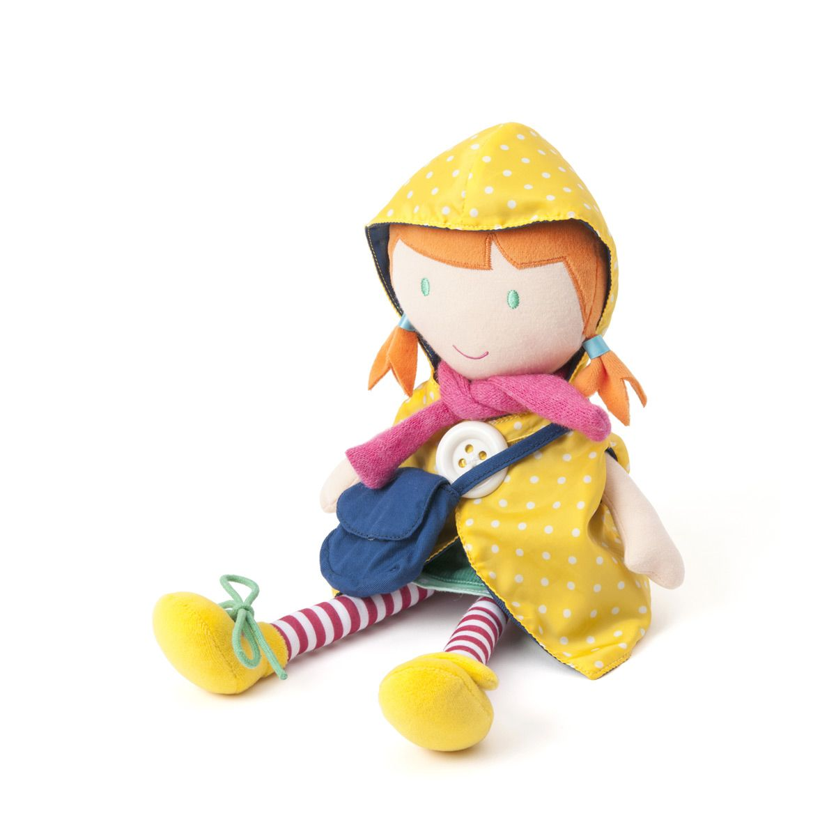 Lisette la poupée multi-activités OXYBUL