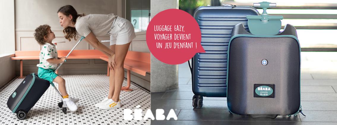 Baby Test Valise Luggage Eazy BEABA