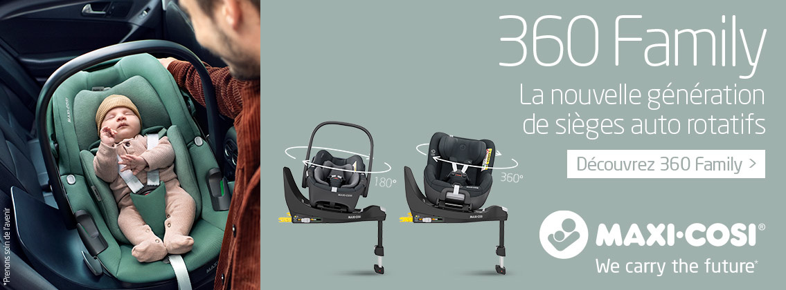 Baby Test Famille 360 MAXI-COSI