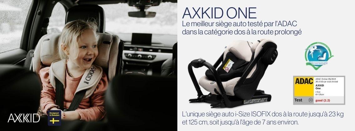 Baby Test Siège-auto One Axkid
