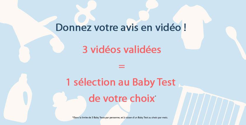 image VOTRE AVIS EN VIDEO 4