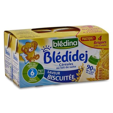 Blédidej saveur biscuitée 1