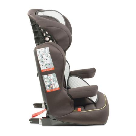 Siège auto Quilt avec Isofix Groupe 1/2/3 Babycare ORCHESTRA 4