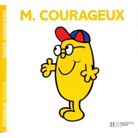 Livre Monsieur Courageux HACHETTE JEUNESSE 1