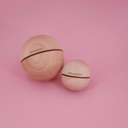 Boule sonore Montessori (50 mm) NINA & MILES 3