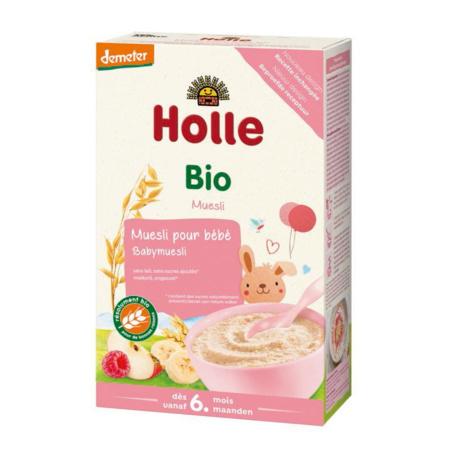 Bouillie de muesli pour bébé HOLLE 3