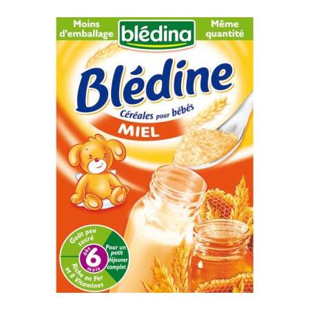 Bledine miel dès 6 mois BLEDINA 1
