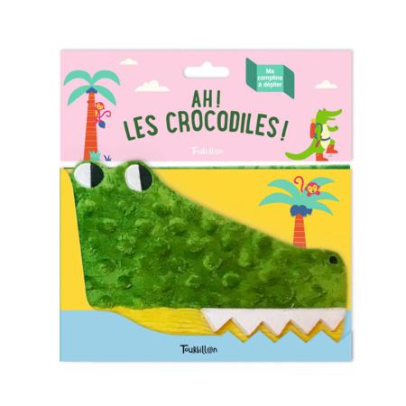 Livre Ah ! Les crocodiles EDITIONS TOURBILLON 1