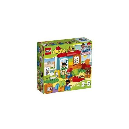 Duplo - Le jardin d'enfants  LEGO 1