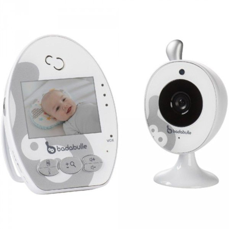 Babyphone baby online vidéo BADABULLE 1