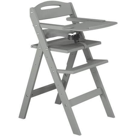 Chaise haute évolutive en bois AT4 2