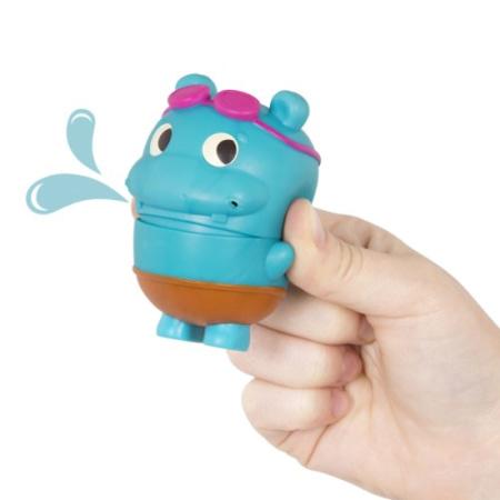 Jeu de bain hippo BRANFORD 3