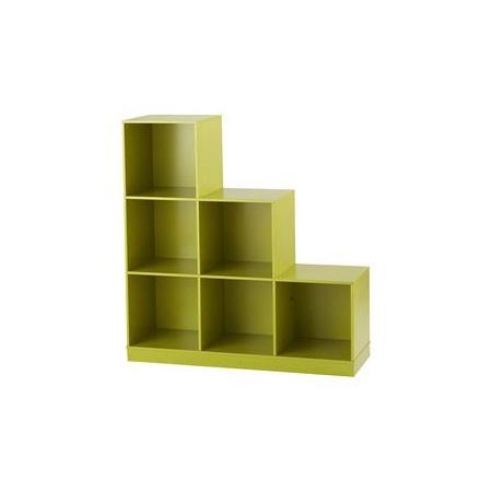 Meuble rangement 6 casiers 1