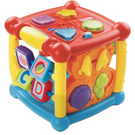 Baby Cube d'éveil VTECH 1