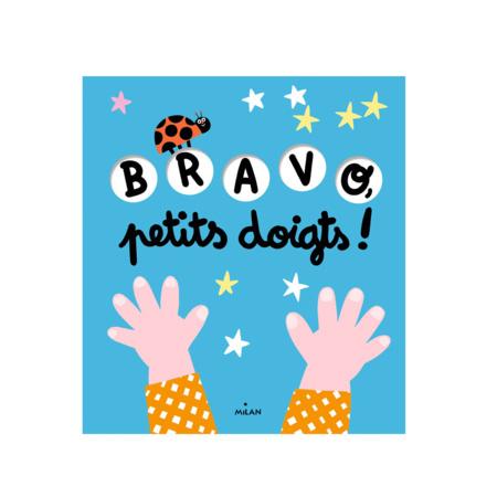 Livre Bravo, petits doigts ! MILAN 1