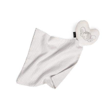 Set Doudou + Sucette + Attache-sucette Collection White SUAVINEX 2