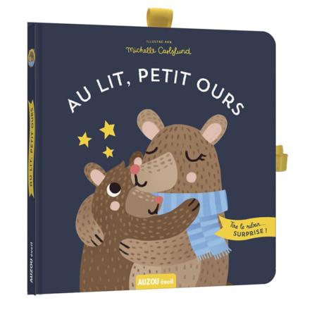 Livre Au lit, petit ours ! EDITIONS AUZOU 1