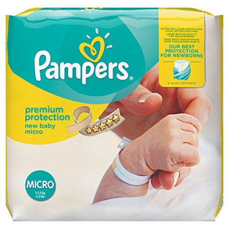 Couches Premium Protection PAMPERS 4