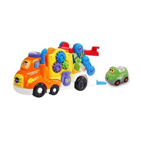 Tut Tut Bolides : Mon super camion transporteur avec cabriolet VTECH 1